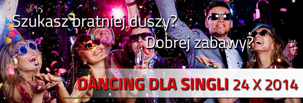 Dancing dla singli- 24.10.2014
