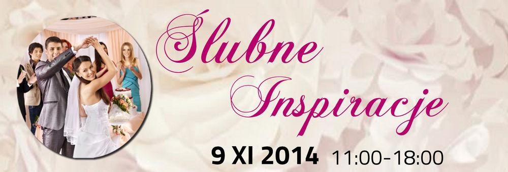 Ślubne Inspiracje 9 XI 2014