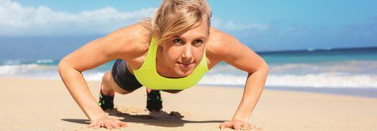 Wczasy z fitnessem – aktywny wypoczynek nad morzem