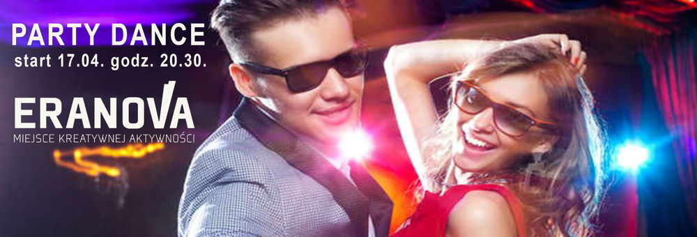 Nowy kurs- PARTY DANCE