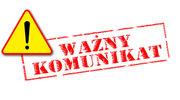 UWAGA - ZMIANY W GRAFIKU
