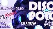 DISCO PARTY DYSKOTEKA - 13 LIPCA, GODZ. 20.00.