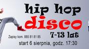 Moc i energia to Hip Hop Disco