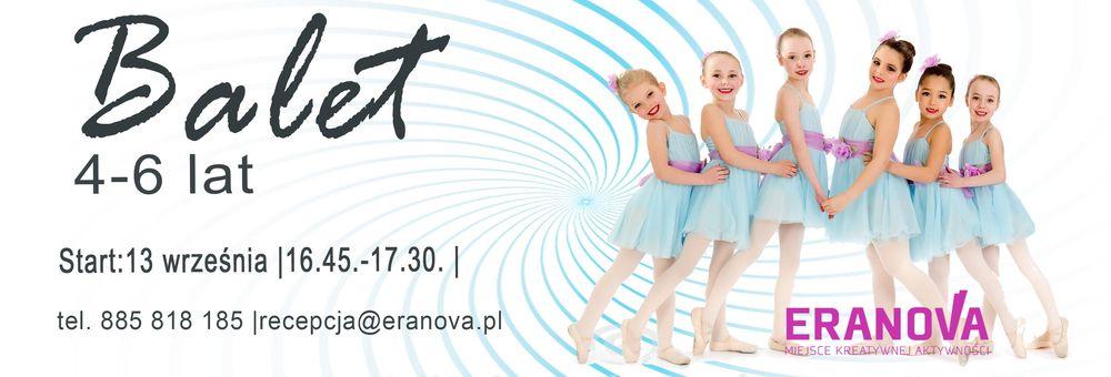 Balet 4-6 lat