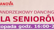 ANDRZEJKOWY DANCING  DLA SENIORÓW- 18.11.2018r. godz.  16.00-20.00