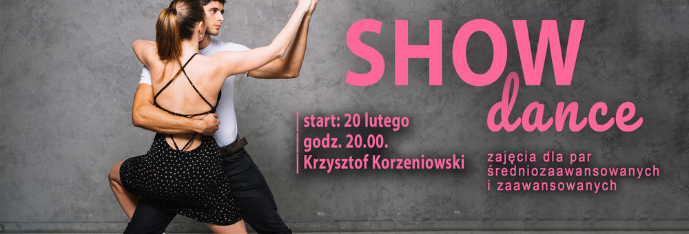 Show Dance NOWOŚĆ!!!