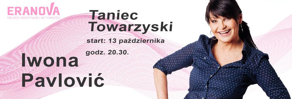 Taniec Towarzyski Początkujący z Iwoną Pavlović