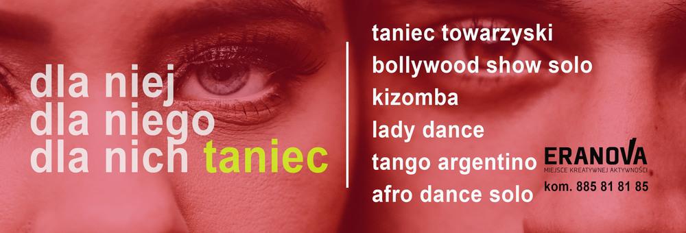 Nowe kursy tańca w pażdzierniku!!!