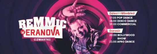 Remmic w Eranova darmowe zajęcia 30 września!!!